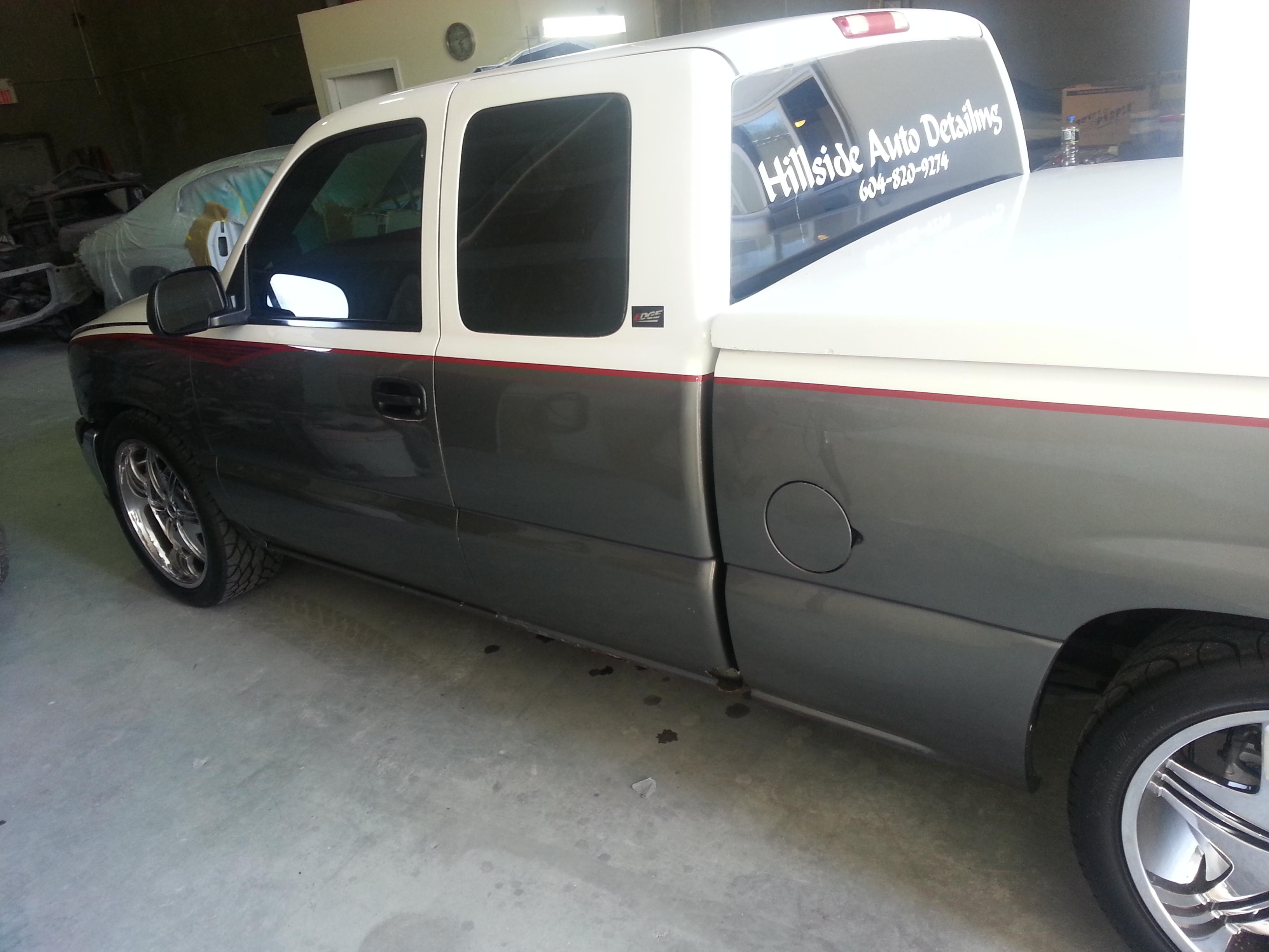 2000 Chevrolet Pickup